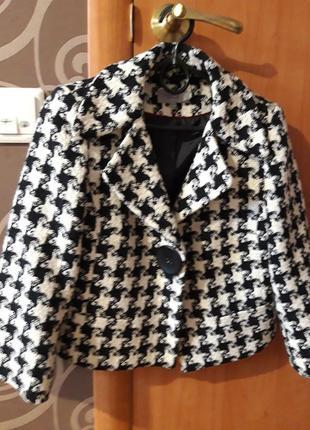 Пиджак марк спенсер 8 размер