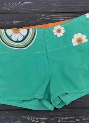 Классные летние шорты с фирменным брелком