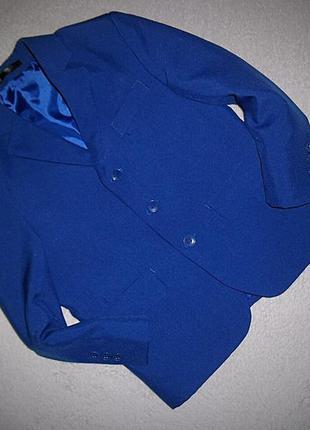 Классный пиджак shiny penny на 7 лет.