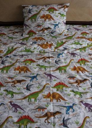 Постельное динозавры