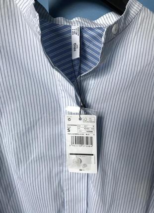 Оригинальная рубашка mango suit