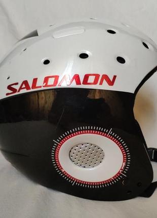 Горнолыжный шлем salomon x-wing. 55 58