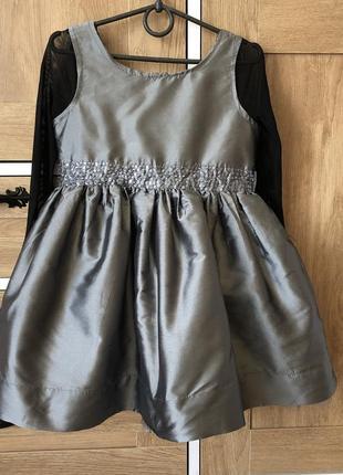 Шикарніша сукня 3-4 рочки