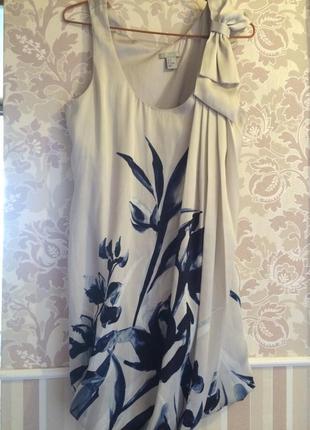 Платье воздушное h&m