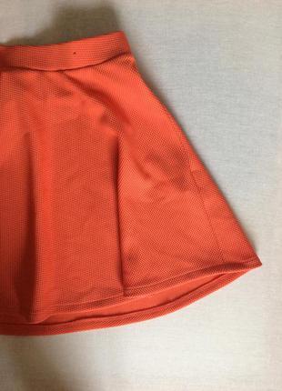 Новая юбка солнце фактурная
