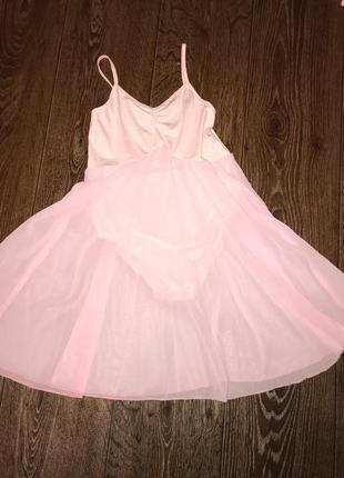 Платье для контемпа