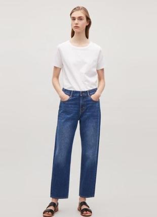 Cos джинсы прямые