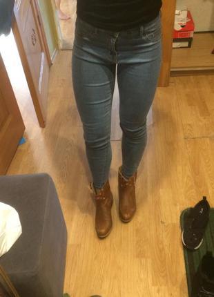 Обувь stradivarius сапоги
