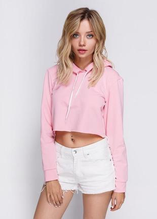 Топ розовый