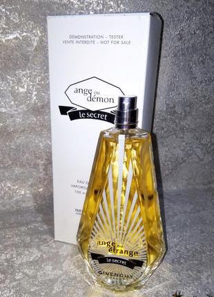 Парфюмированная вода givenchy ange ou etrange le secret (100 ml)