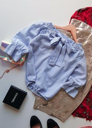 Блузка в стиле zara
