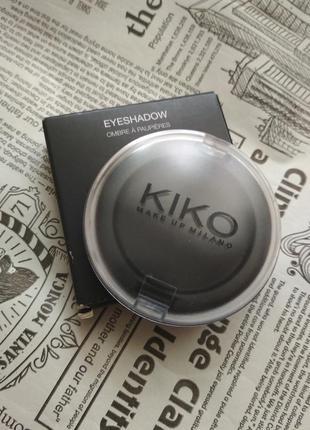 Тени для век kiko milano eyeshadow