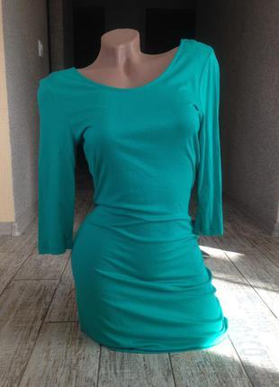 #короткое приталенное платье#туника#короткое платье#