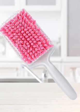 Абсорбирующая щетка-раческа для быстрой сушки волос