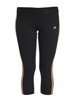 Adidas фирмовые бриджи шорты до колен