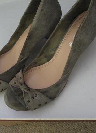 Туфли bata, р. 37