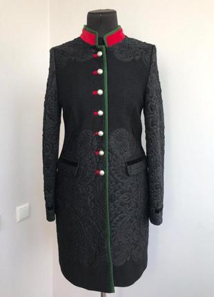 Steinbock баварский альпийский сюртук удлиненный жакет пиджак 44 октоберфест