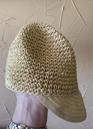Шляпа блайзер пляжная accessorize в стиле винтаж