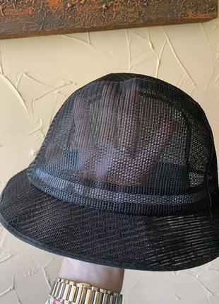 Шляпа кепка винтаж унисекс teflon m
