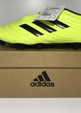 Бутсы adidas copa 19.4 fg 43 размер {27,5} новые, оригинальные, с бирками. with box!!!
