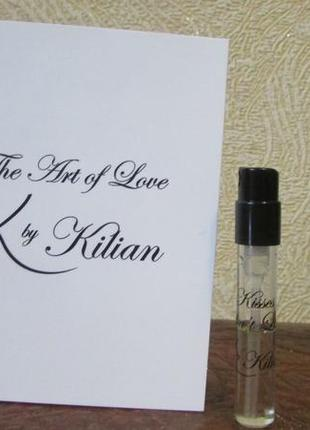 Парфюмированная вода kisses don't lie by kilian остаток 1,2 мл.