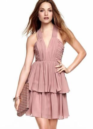 Коктейльное платье от h&m торг