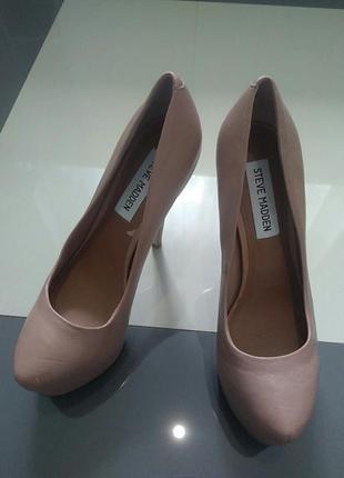 Фирменные женские новые туфельки steve medden