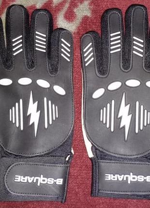 Подростковые вратарские перчатки b-squarе