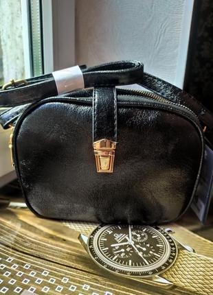 Маленькая стильная сумочка через плечо