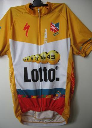 Продам спорт велосипедную футболку размер m specialized
