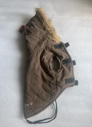 Куртка для собаки (утепленная)