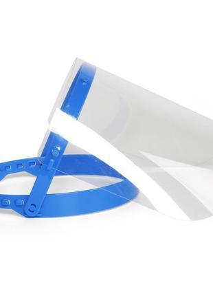 Защитный экран для лица, защитный щиток для лица прозрачный3 фото