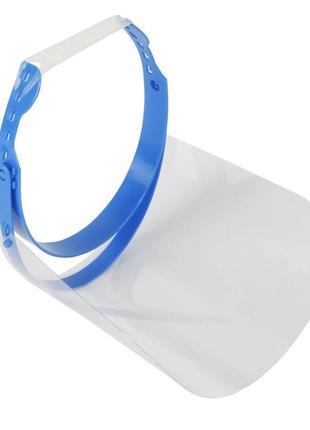 Защитный экран для лица, защитный щиток для лица прозрачный4 фото