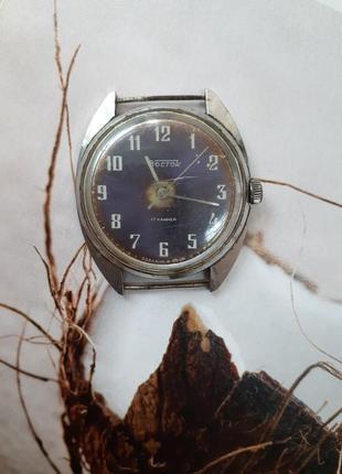 Часы восток ссср винтаж советские работающие