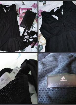 Оригинальны сарафан adidas
