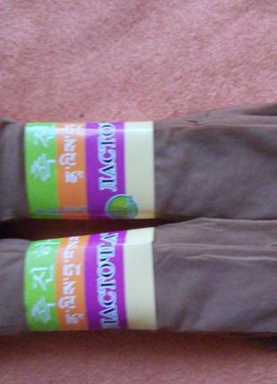 Капроновые носочки ласточка 40den, плотные. черные, беж, загар