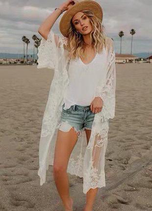 Очень красивая пляжная туника сох
