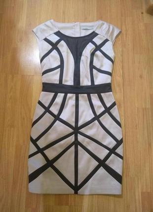 Элегантное шелковое платье