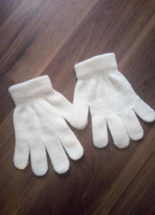 Продам рукавички на девочку