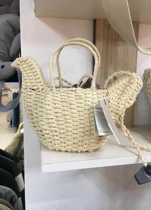 Дитяча сумка zara