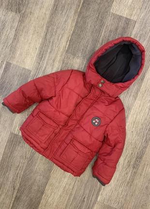 Модная куртка 2-3 года