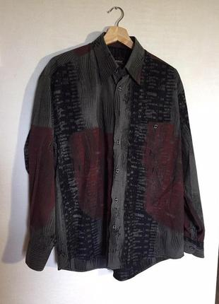 Рубашка мужская плотная  commagin`s
