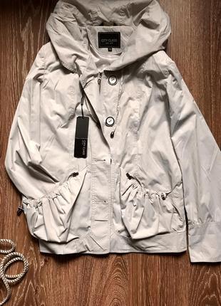 Куртка - ветровка , плащ
