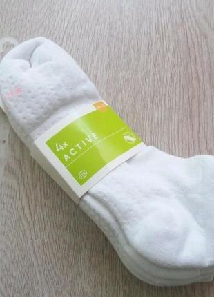 Короткие женские носки c&a германия р.39/42