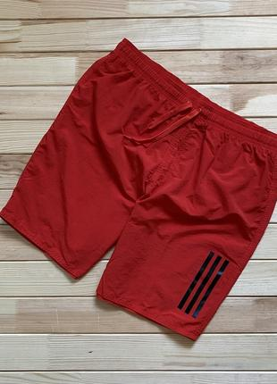 Красивые спортивные, пляжные шорты adidas (плавки)