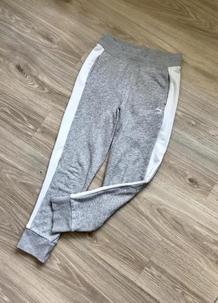 Спортивні штани джогери puma