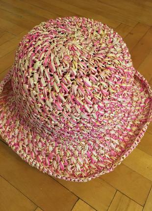 Летняя шляпка seeberger
