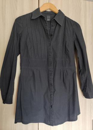 Рубашка черная best connection