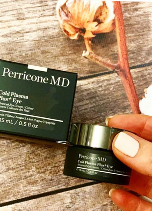 Крем для глаз perricone md cold plasma plus+ eye (advanced eye cream)