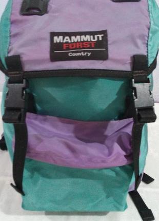 Невеликий жіночий туристичний рюкзак3 фото